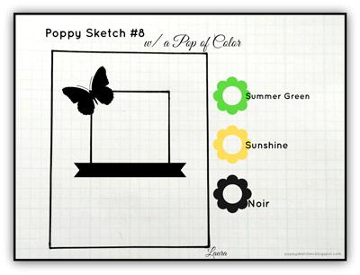 #8PoppySketch